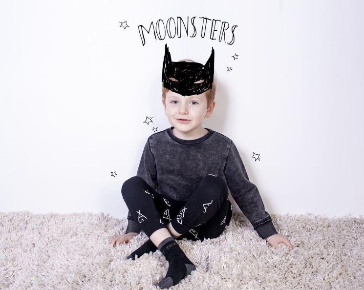 Moonsters. Bespoke for kids