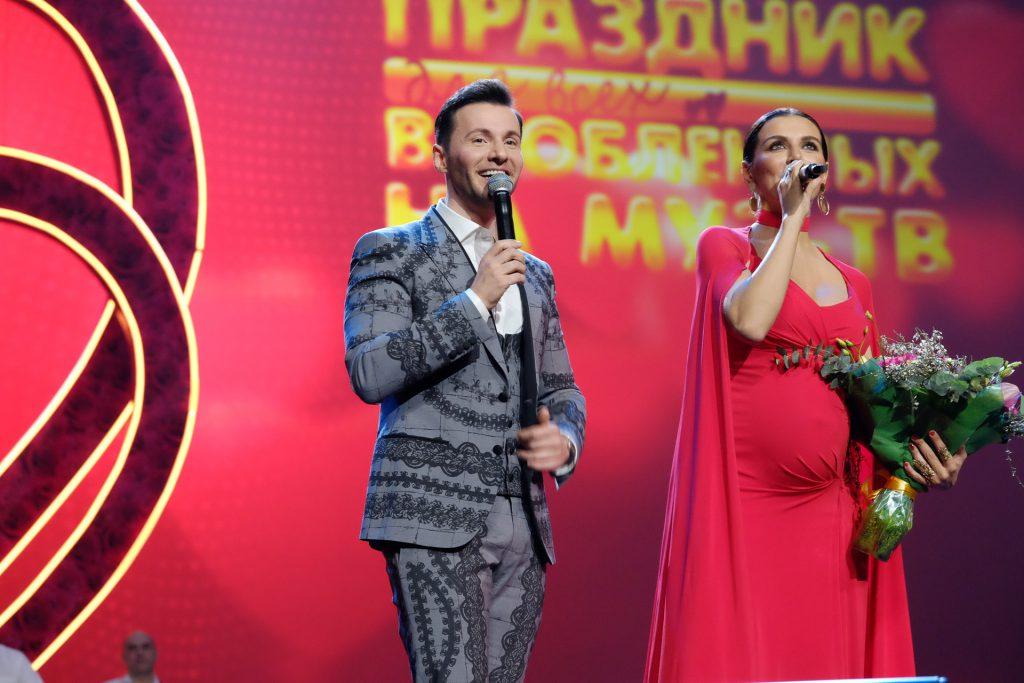 Вячеслав Манучаров и Анна Седокова