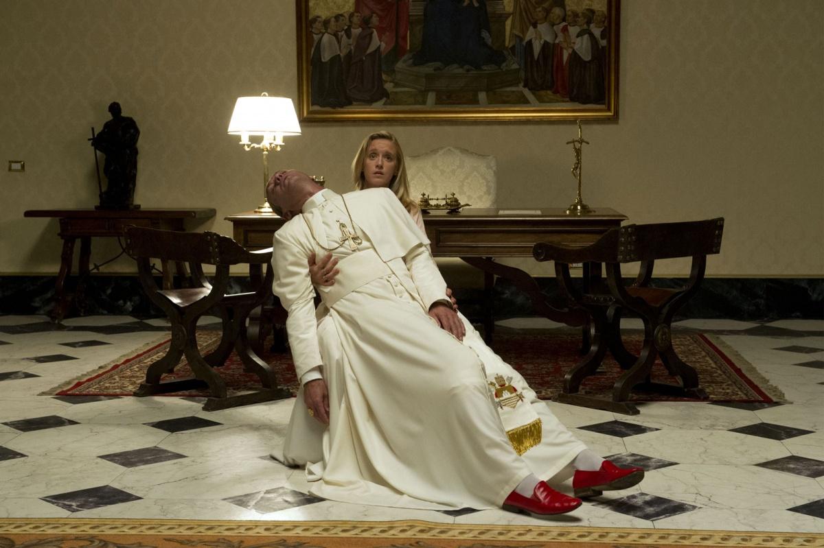 Молодой папа картинки на рабочий стол