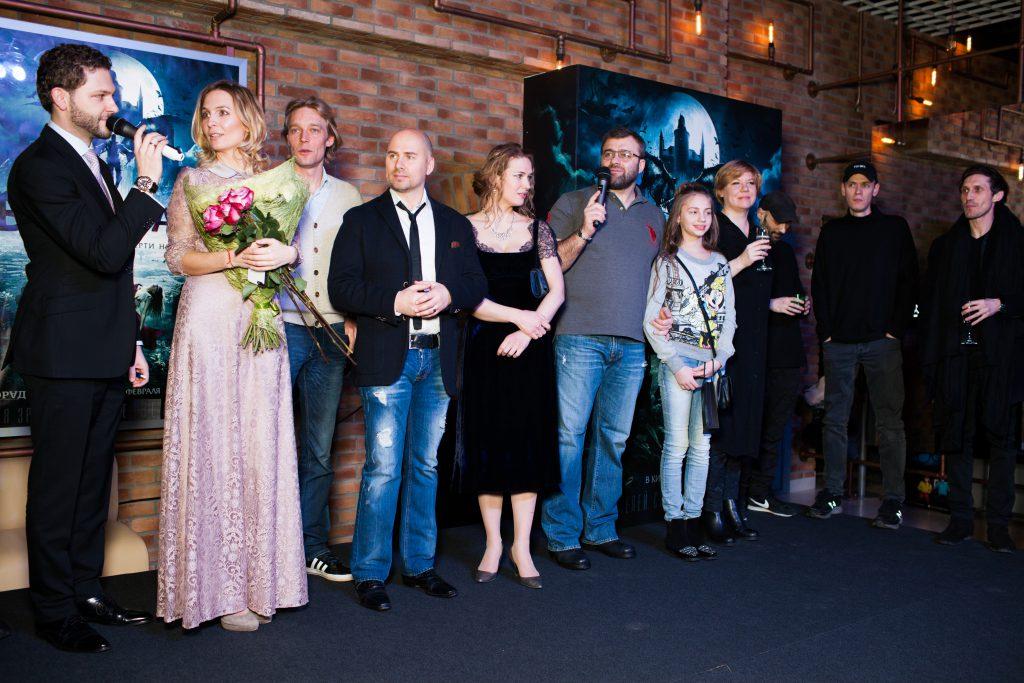 Сьемочная группа фильма «Вурдалаки»