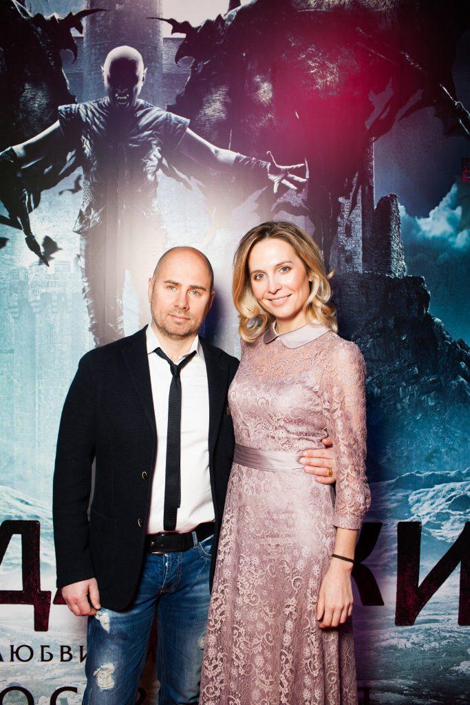 Андрей Радько и Екатерина Гордецкая