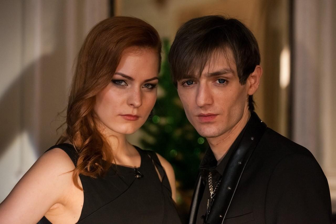 Мэрилин Керро и Александр Шепс встречаются несколько лет