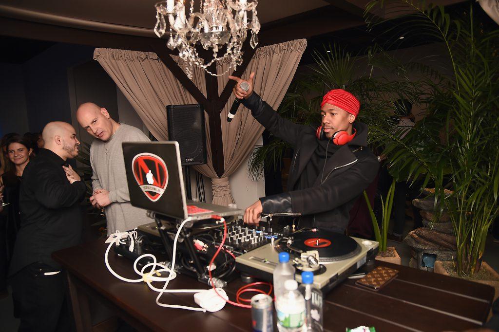 DJ Ник Кэннон