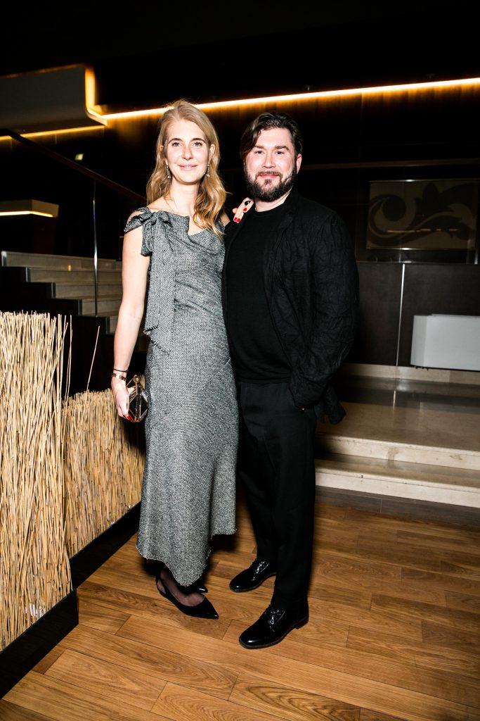 Дарья и Стас Лисиченко