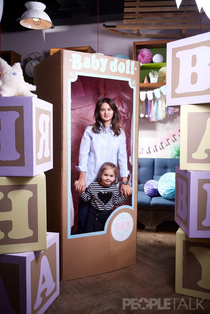Эльвира Геворкян с дочерью Николь