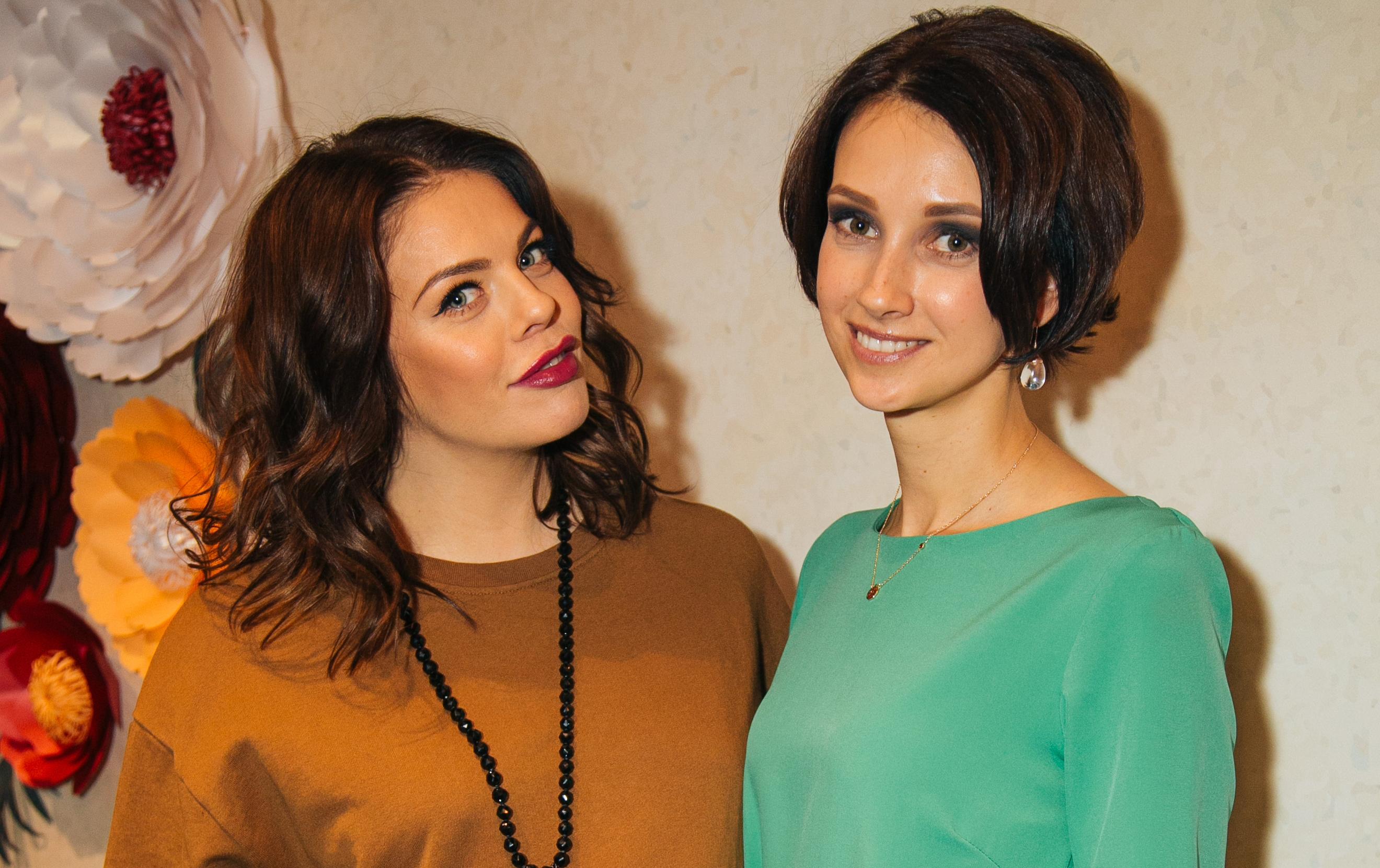Анастасия Стоцкая и Анастасия Цветаева
