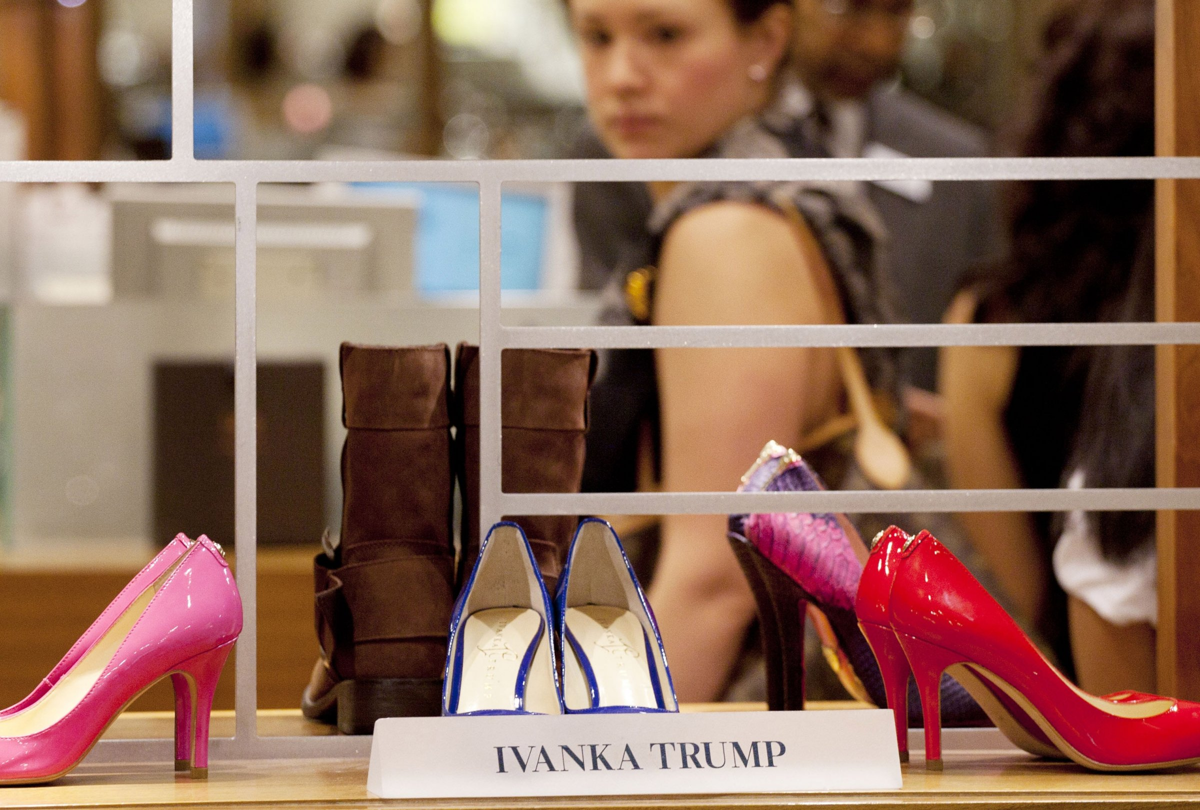 Туфли-лодочки из коллекции Ivanka Trump