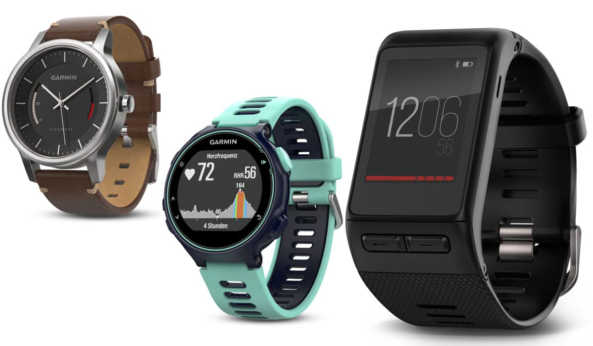 Smart-часы Garmin