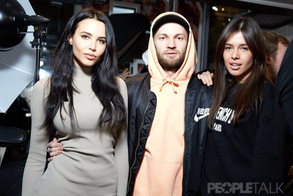 Анстасия Решетова, Slava Gee и Ксения Шипилова