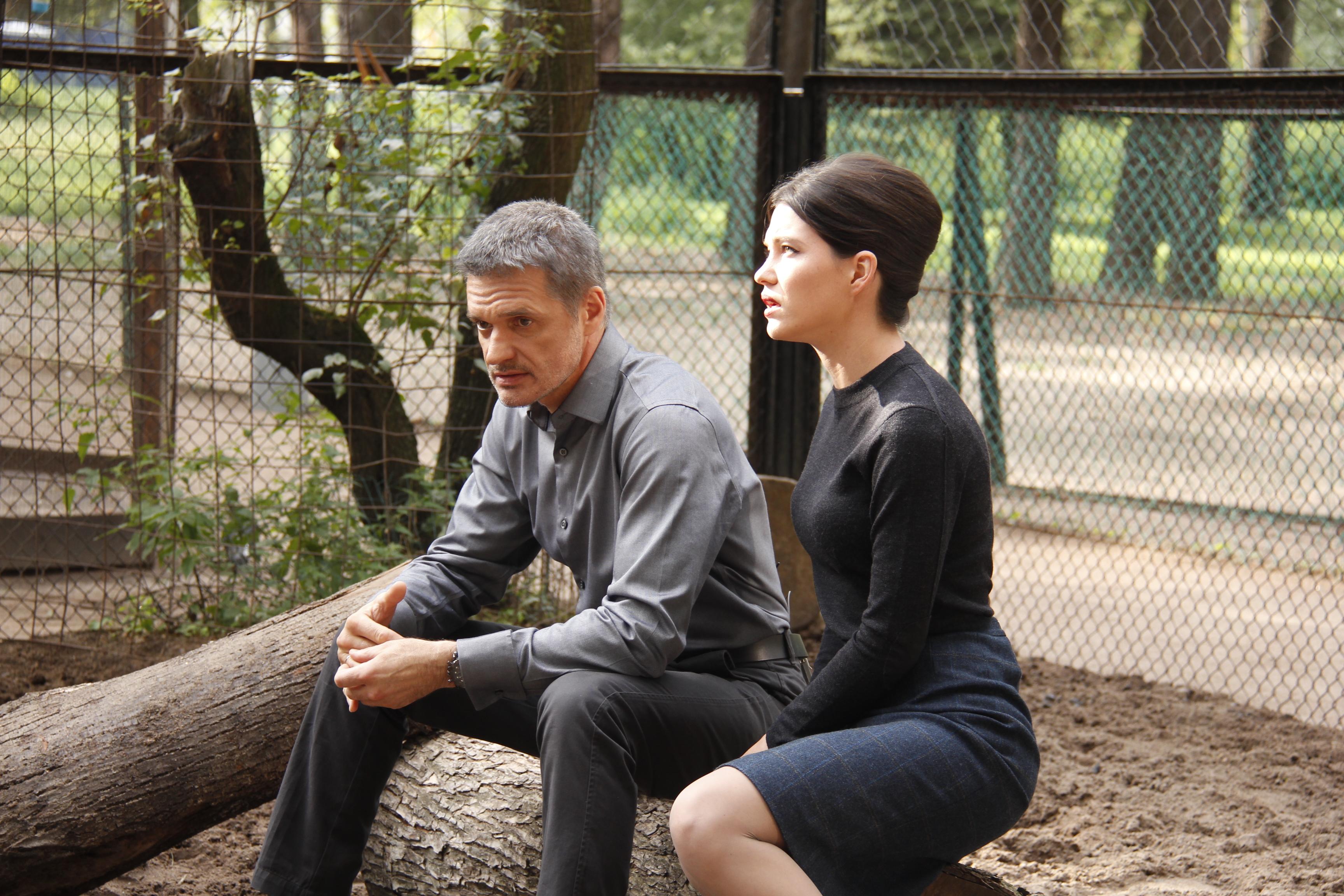Кадр из сериала «Клим»