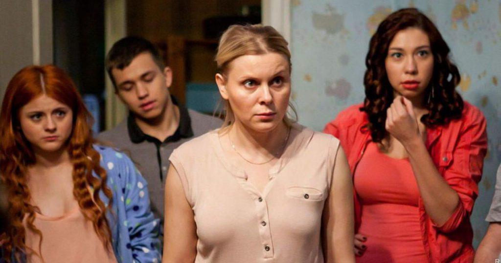 Сериал «Ольга»