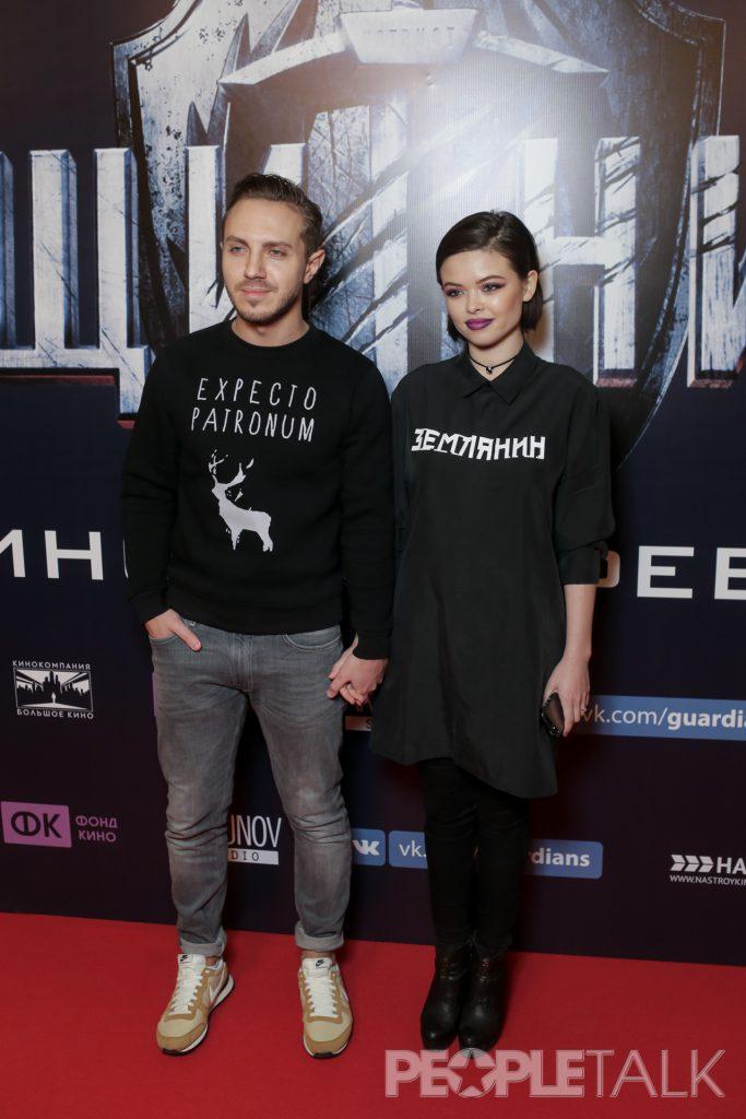 Александр Хоменко и Натали Ящук