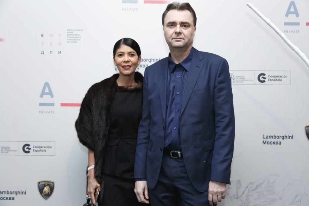 Жанин и Петр Зих
