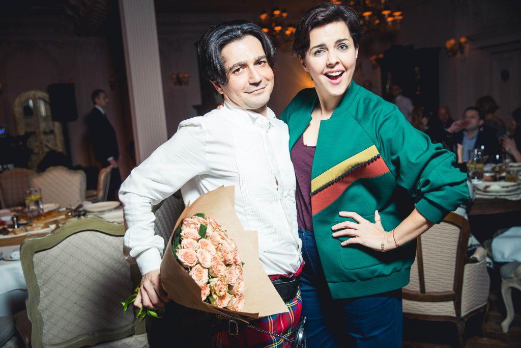 Алексей Боков и Ольга Шелест