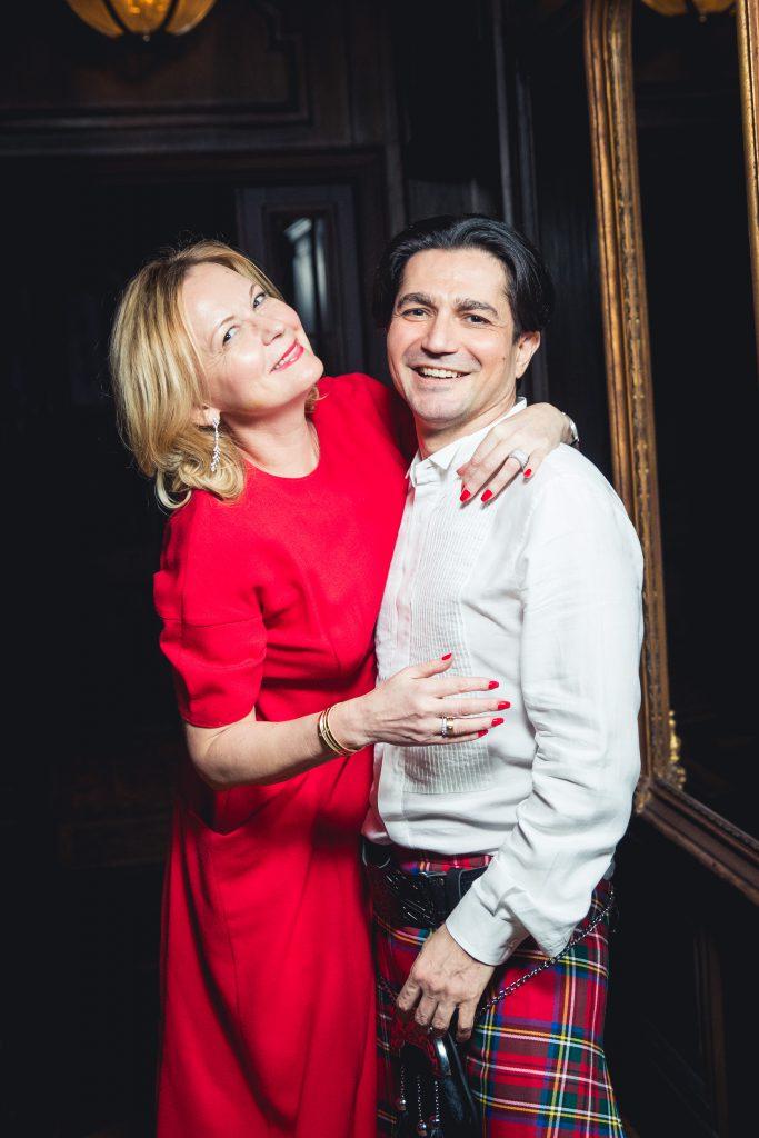 Татьяна Торчиллина и Алексей Боков