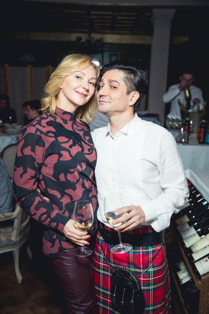 Яна Будунова и Алексей Боков