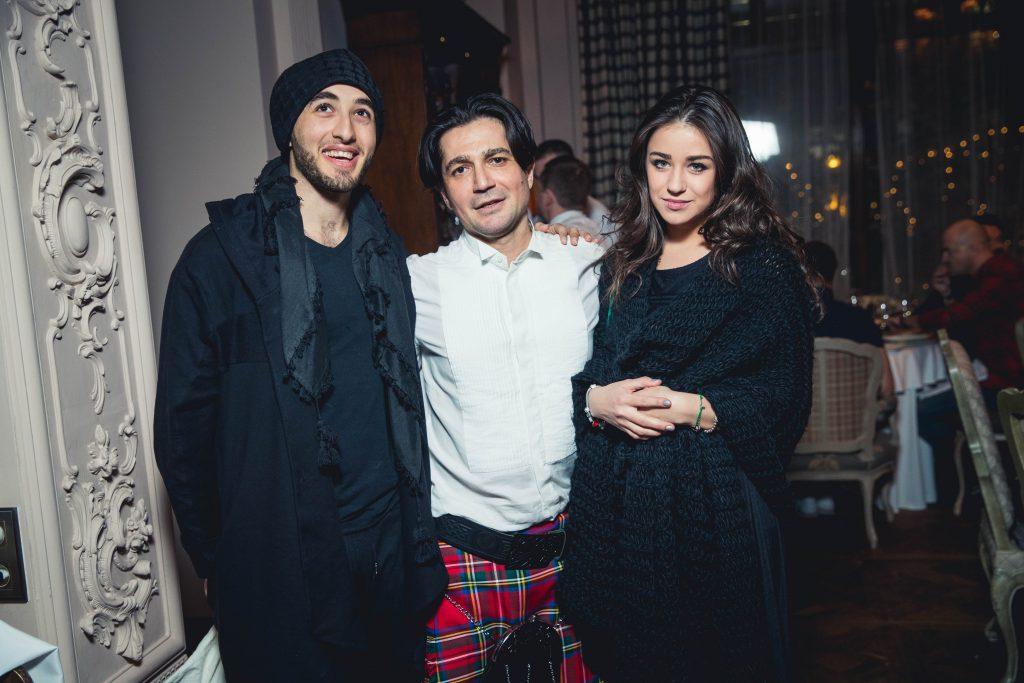 Кайхан Чахал-Салахов и Алексей Боков