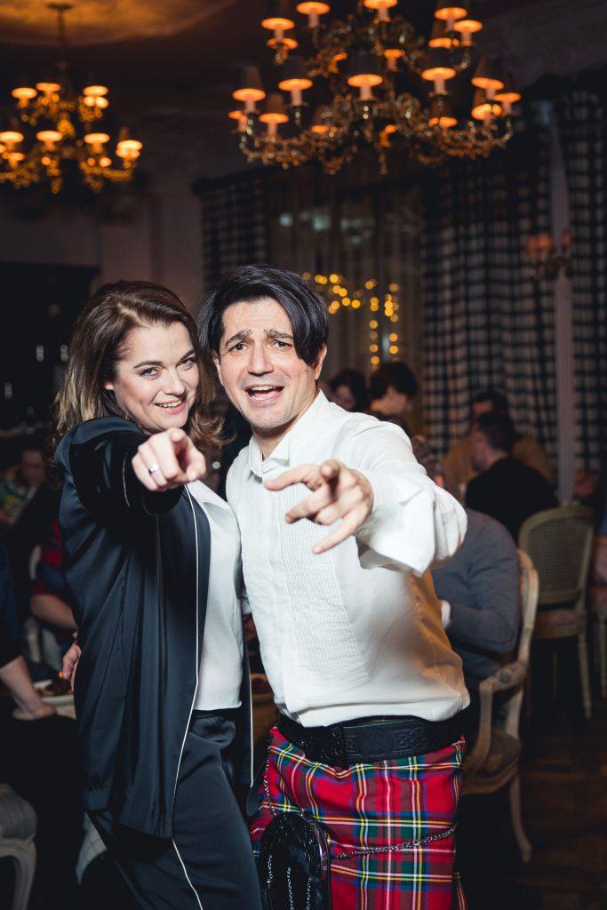 Мария Афанасьева и Алексей Боков
