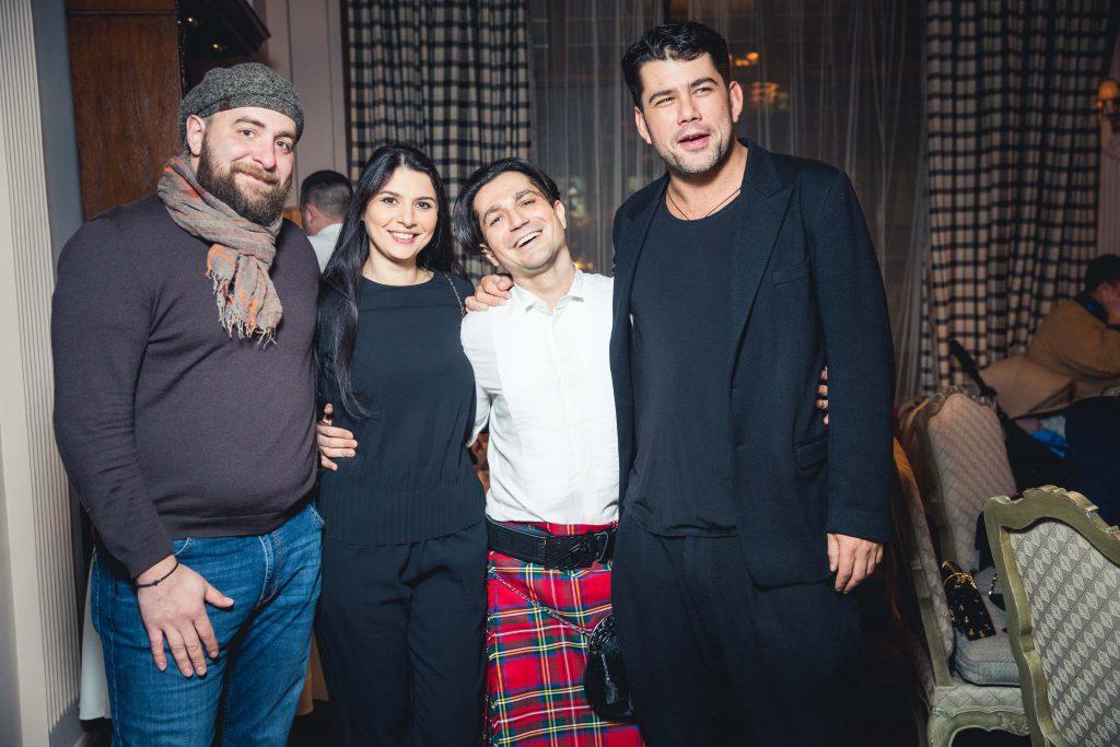 Максим Ползиков и Фатима Ибрагимбекова, Алексей Боков, Даниил Шарапов