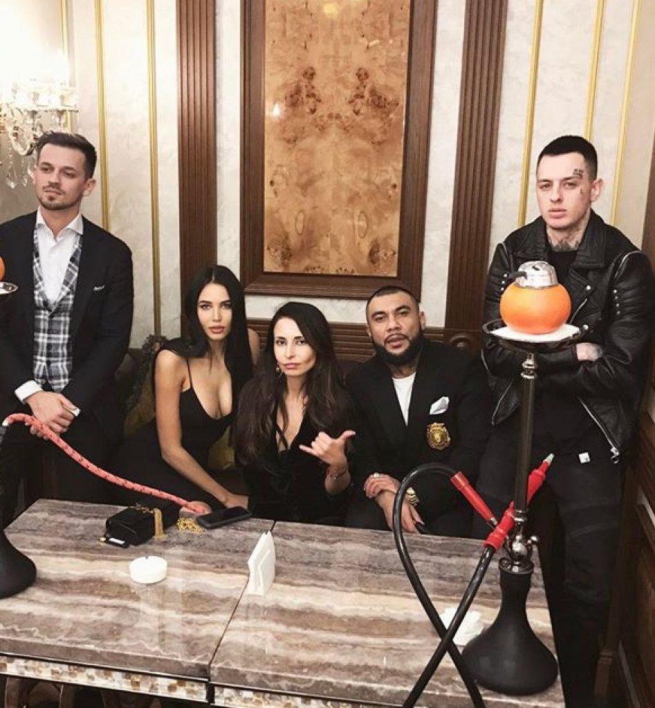 Миша Марвин, Анстасия Решетова, Надежда Тангиян, MC Doni и Скруджи