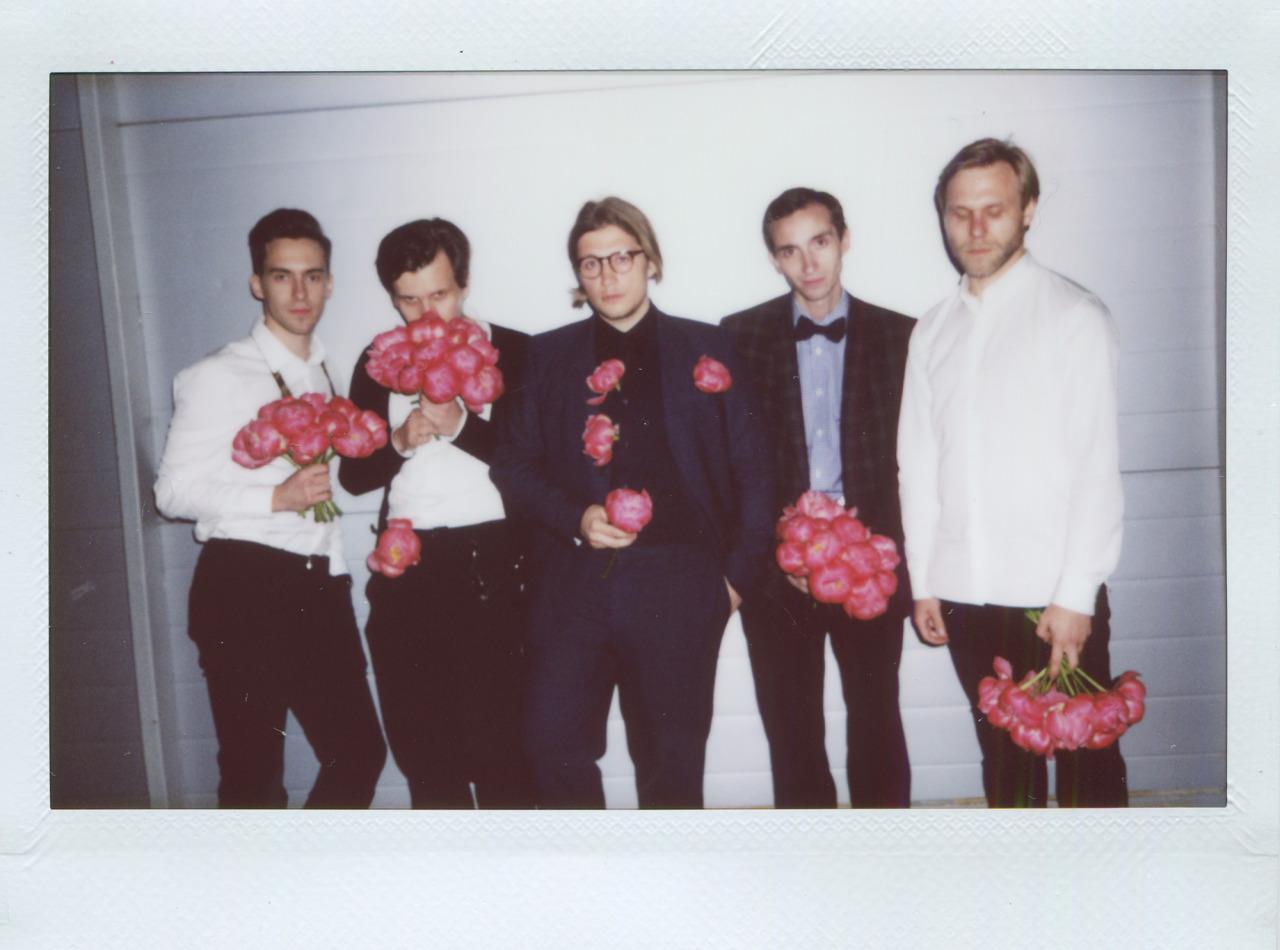 Deep Fried Friends: Марко, Лёша, Артур, Арсений, Иван