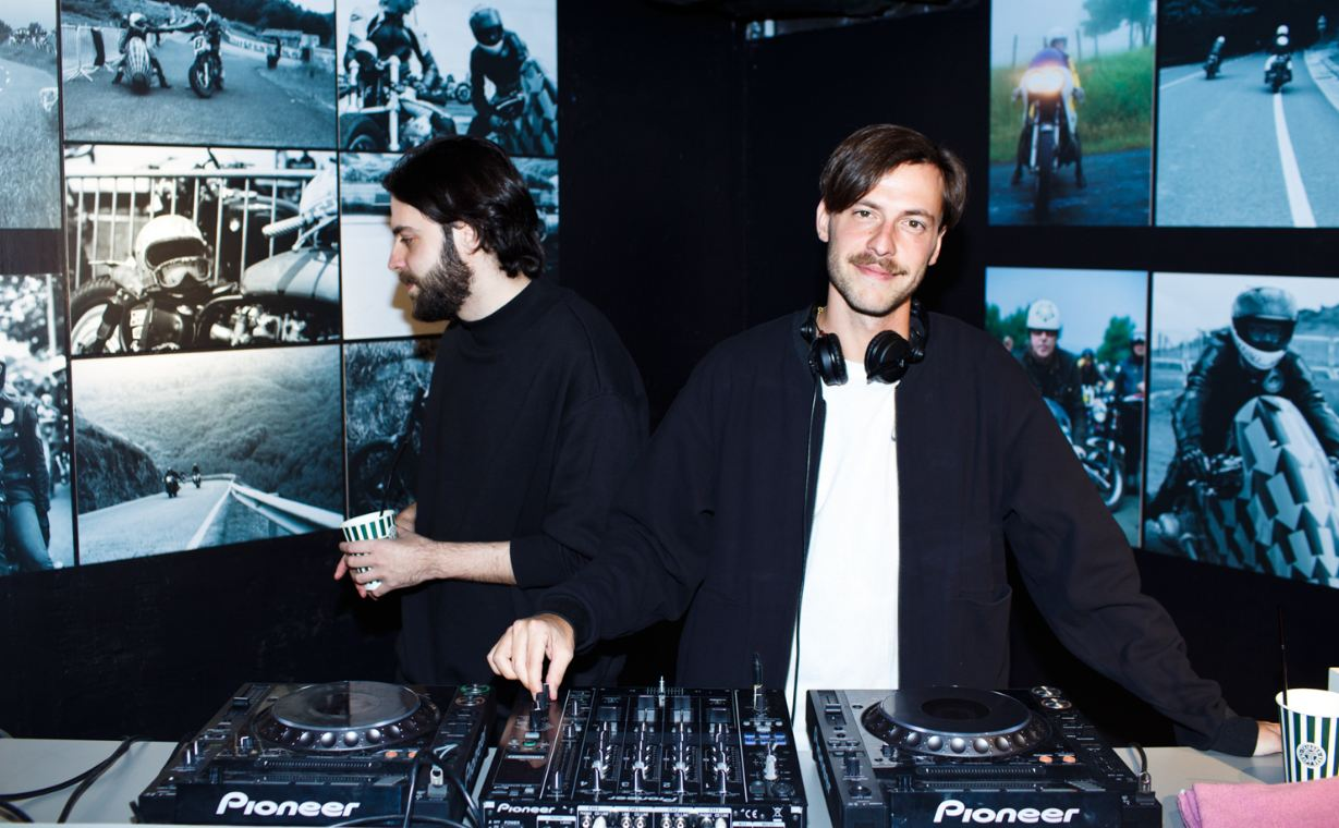 Сергей и Александр Липские