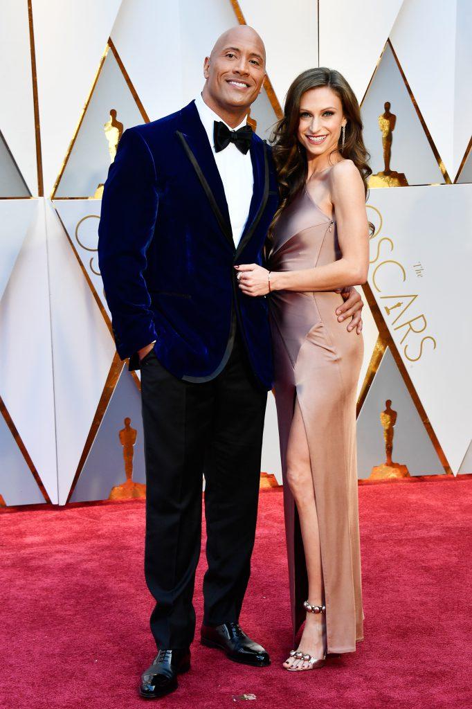 Жена Дуэйна Джонсона Лорен беременна вторым общим ребенком