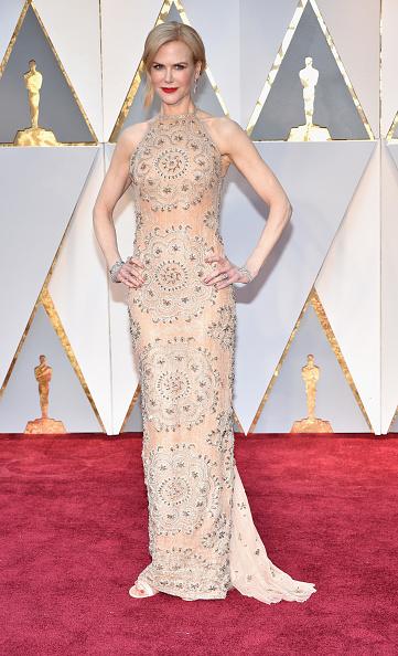 Николь Кидман (49) в платье Armani Prive