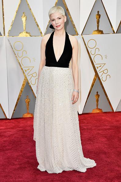 Мишель Уильямс (36) в платье Louis Vuitton