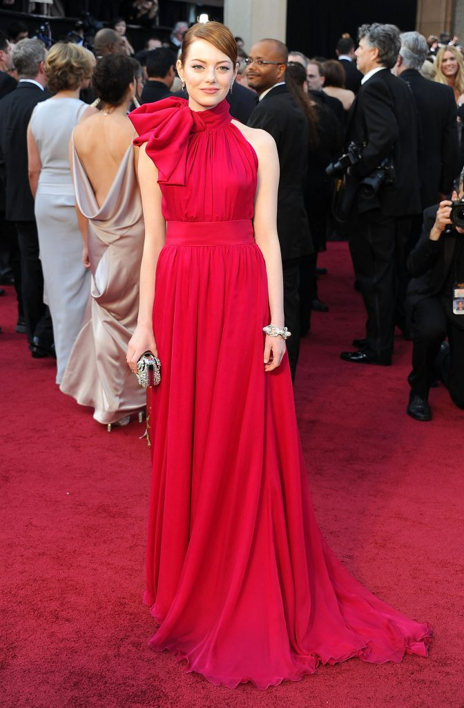 «Оскар-2012», платье Giambattista Valli
