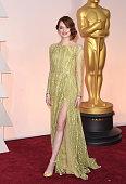 «Оскар-2015», платье Elie Saab