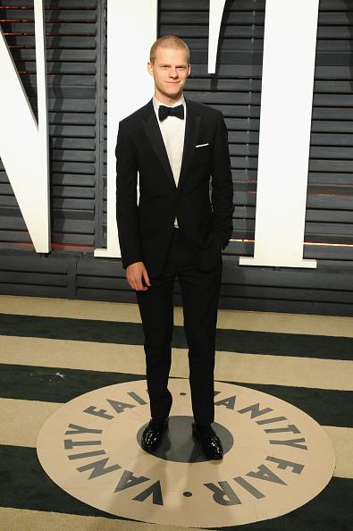 Лука Хеджес в Dior Homme