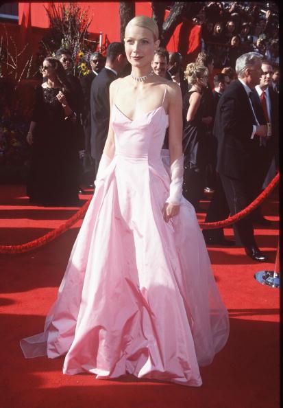 Гвинет Пелтроу на «Оскаре» в 1999 году