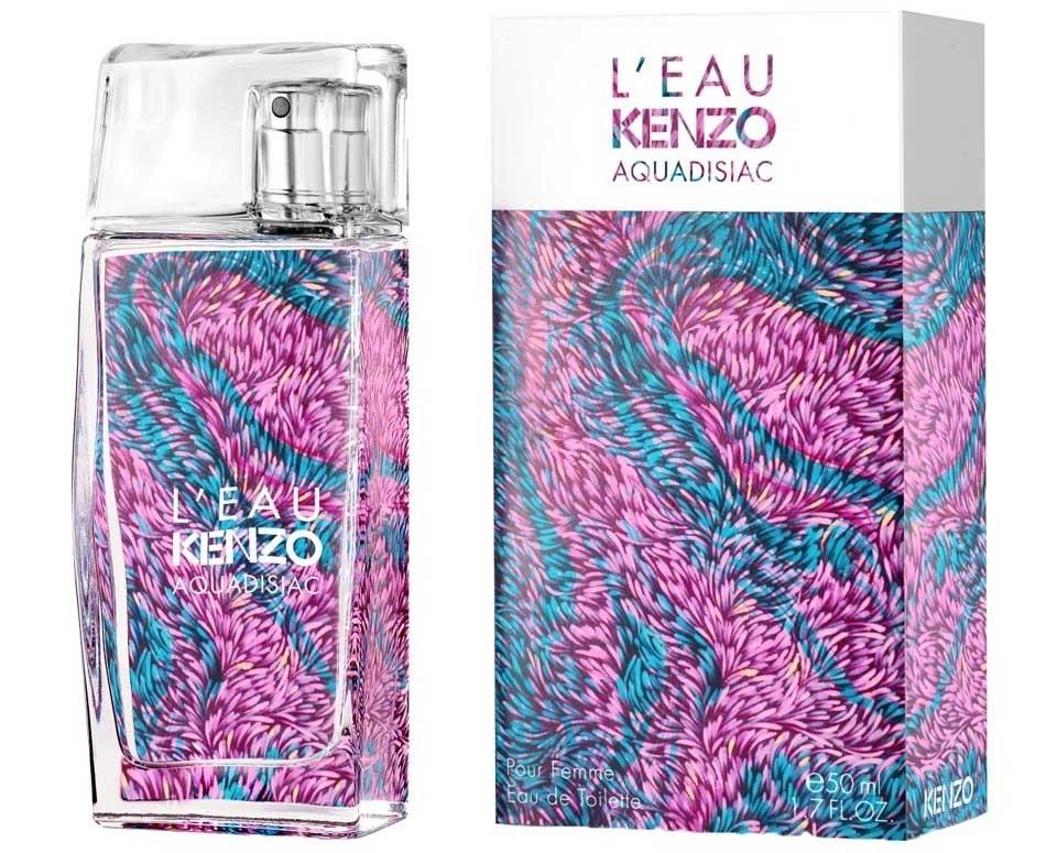 Туалетная вода L'Eau Kenzo Aquadisiac