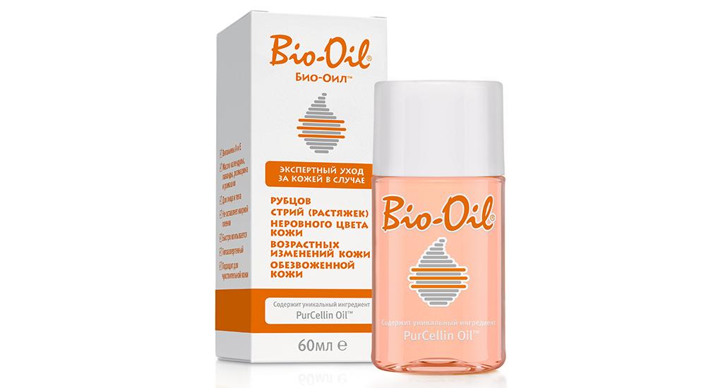 Масло от растяжек Bio Oil, 500 р. (deoshop.ru)