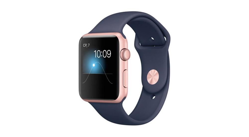 Часы Apple Watch, 25000 р. (yandex.market.ru)