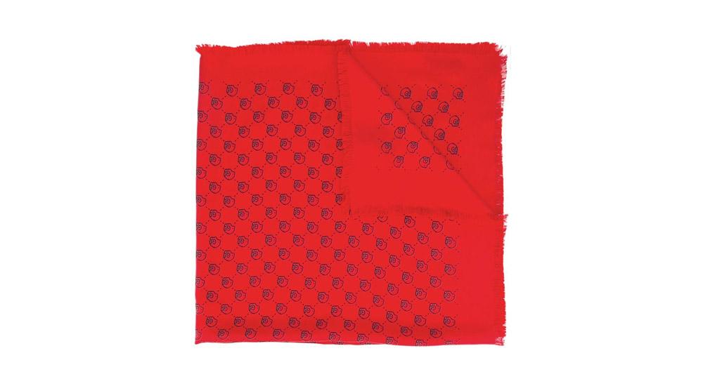 Платок Gucci, 31500 р. (farfetch.com)