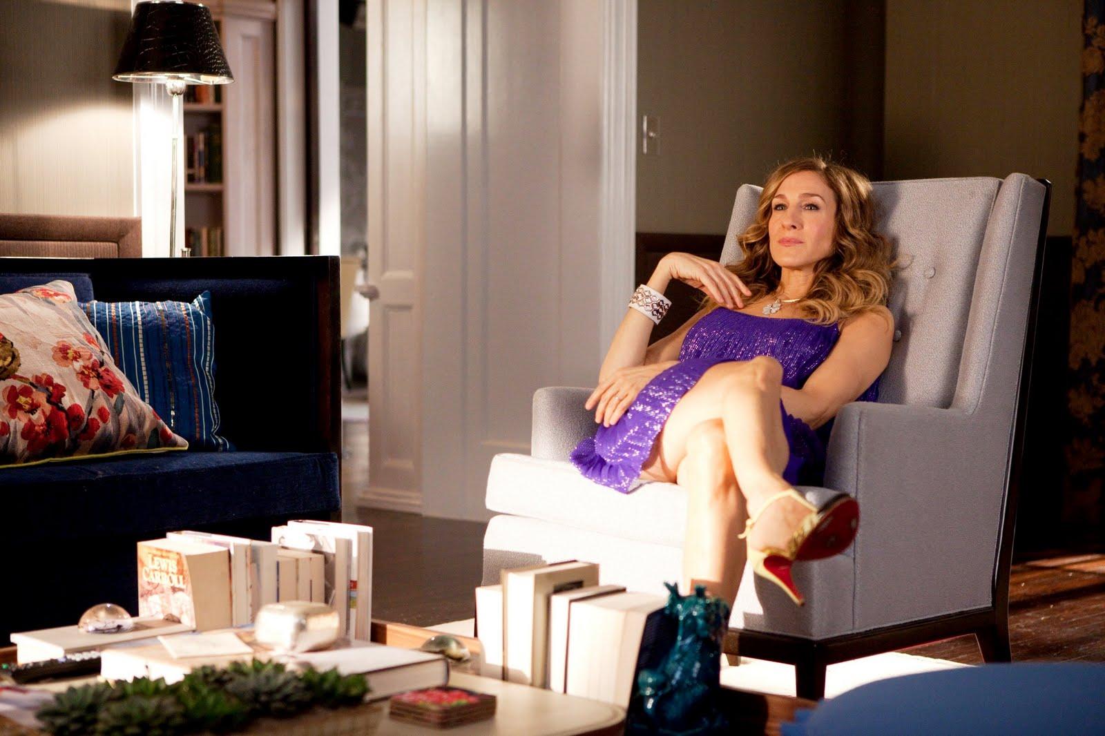 Кадр из фильма «Секс в большом городе» (2010)