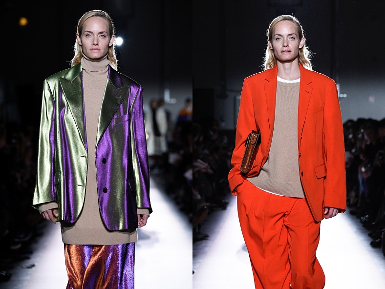 Показ Dries Van Noten