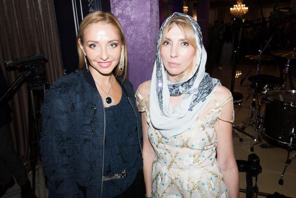 Татьяна Навка и Светлана Бондарчук