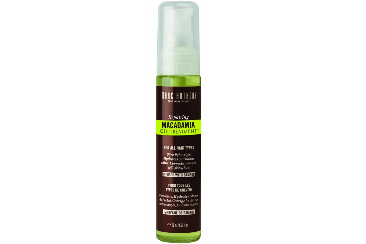 Восстанавливающий уход для волос с маслом макадамии, Marc Anthony