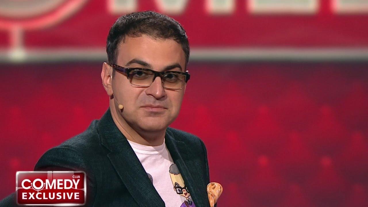 Риак Мартиросян в Comedy Club