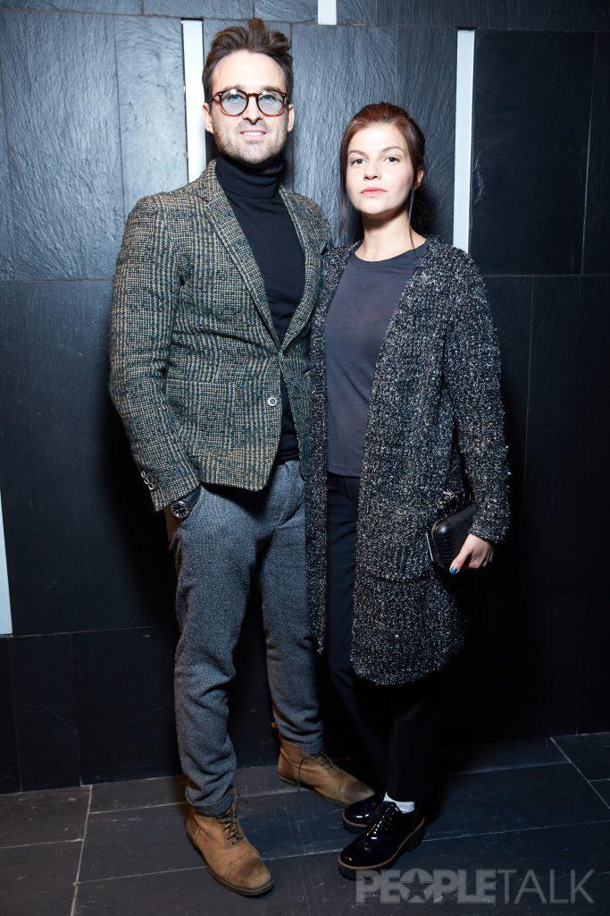 Максим Петров и Ангия Кузнецова