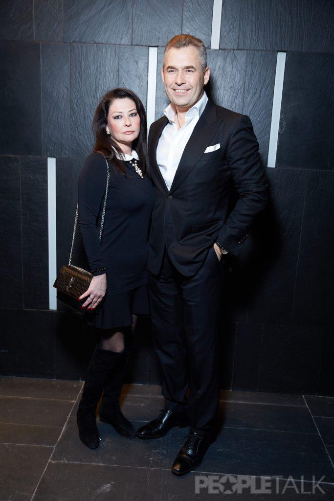 Светлана и Павел Астаховы