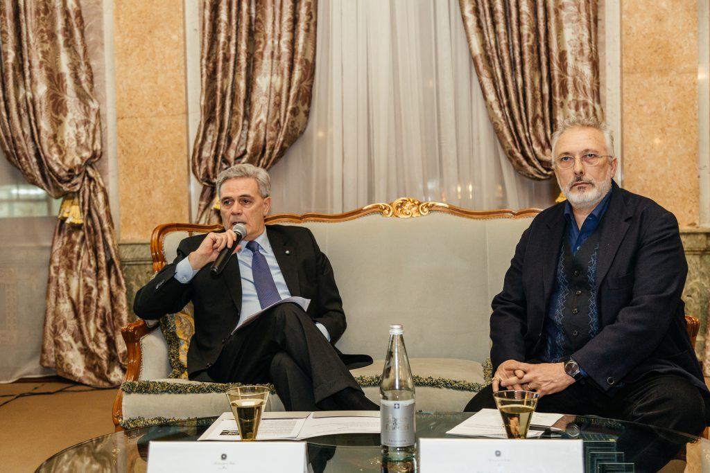 Чезаре Мария Рагальини и Джорджио Вигна