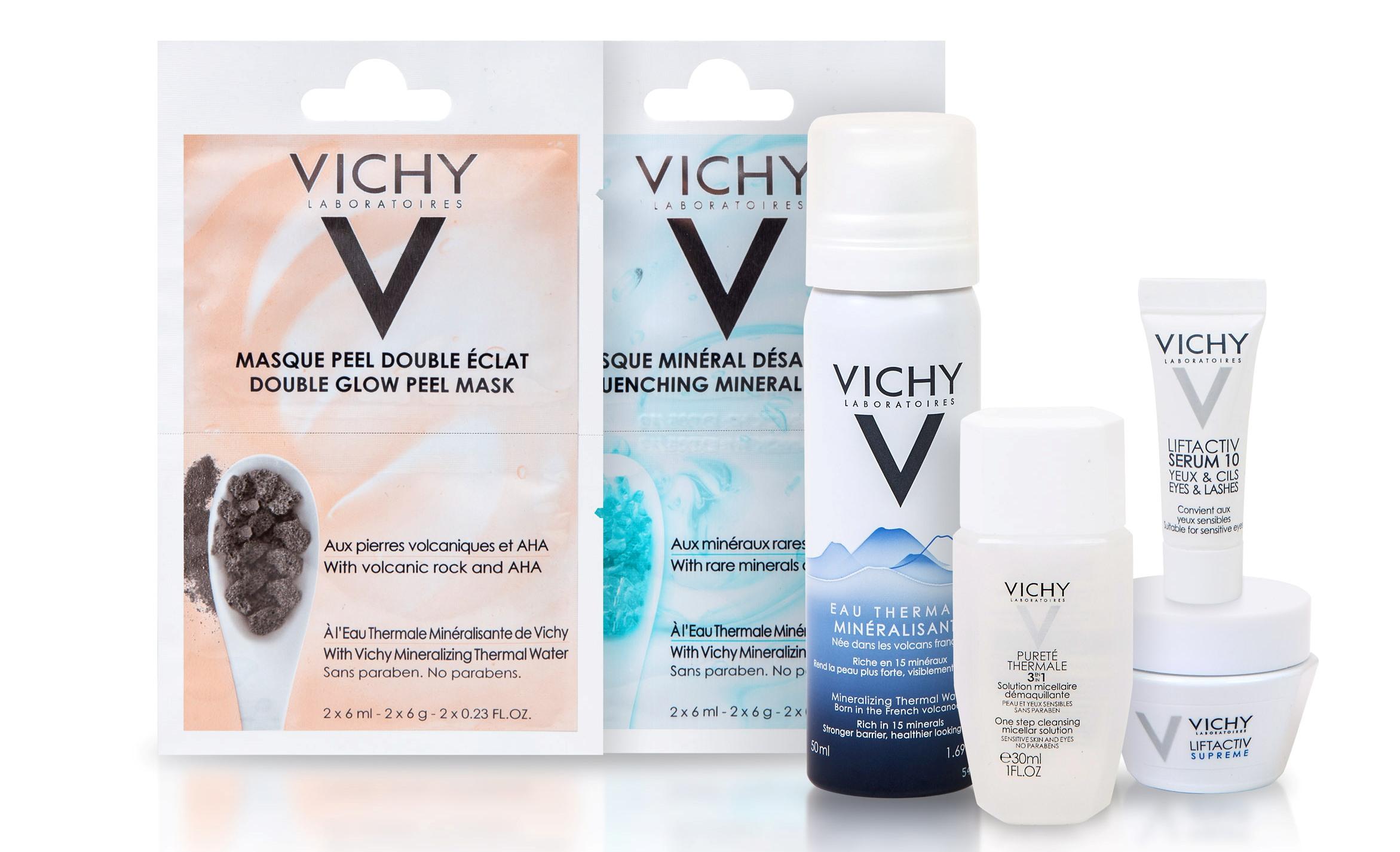 набор Vichy