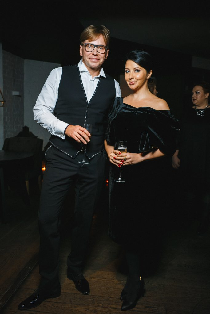 Эдгар Шабанов и Юлия Кудрявцева