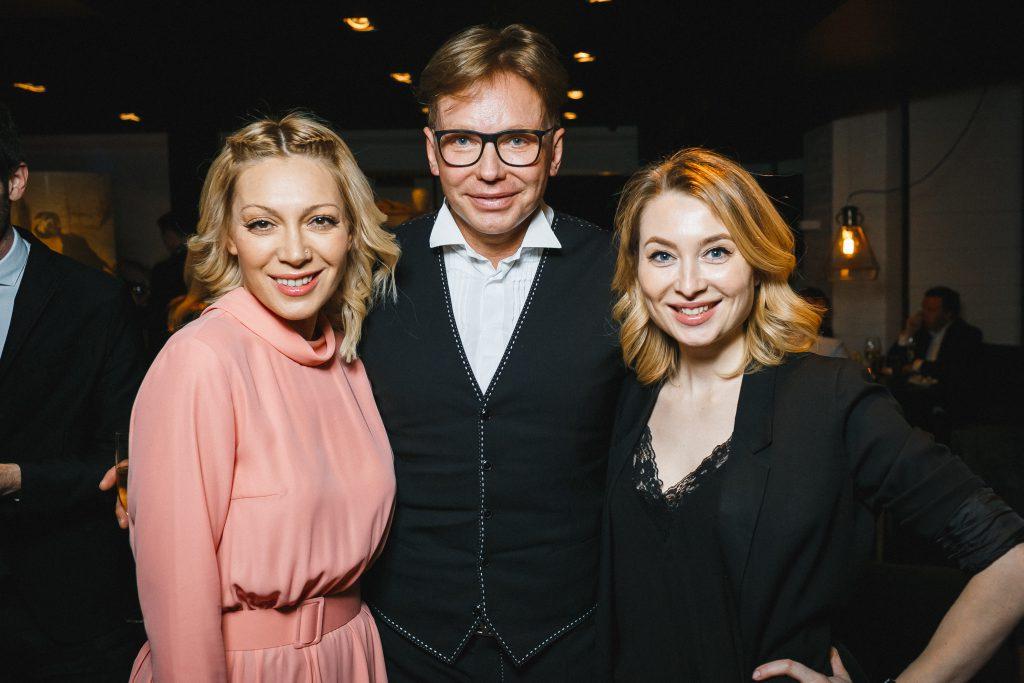 Аврора, Эдгар Шабанов и Елена Смирнова