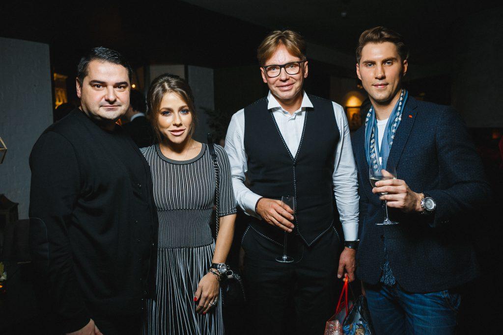 Артем Сорокин, Юлия Барановская и Эдгар Шабанов