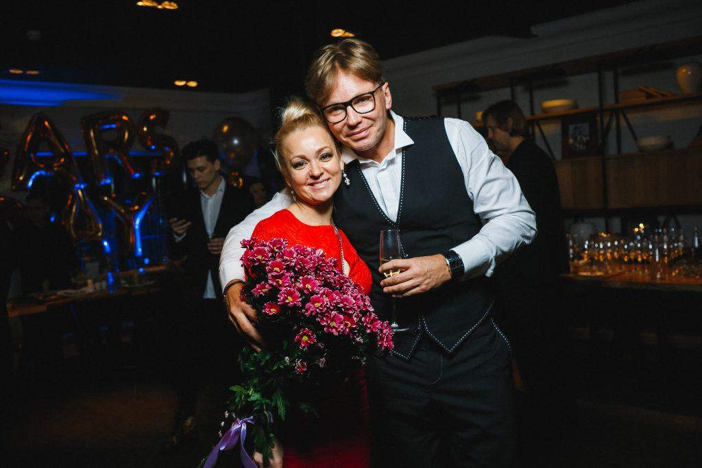 Malina и Эдгар Шабанов